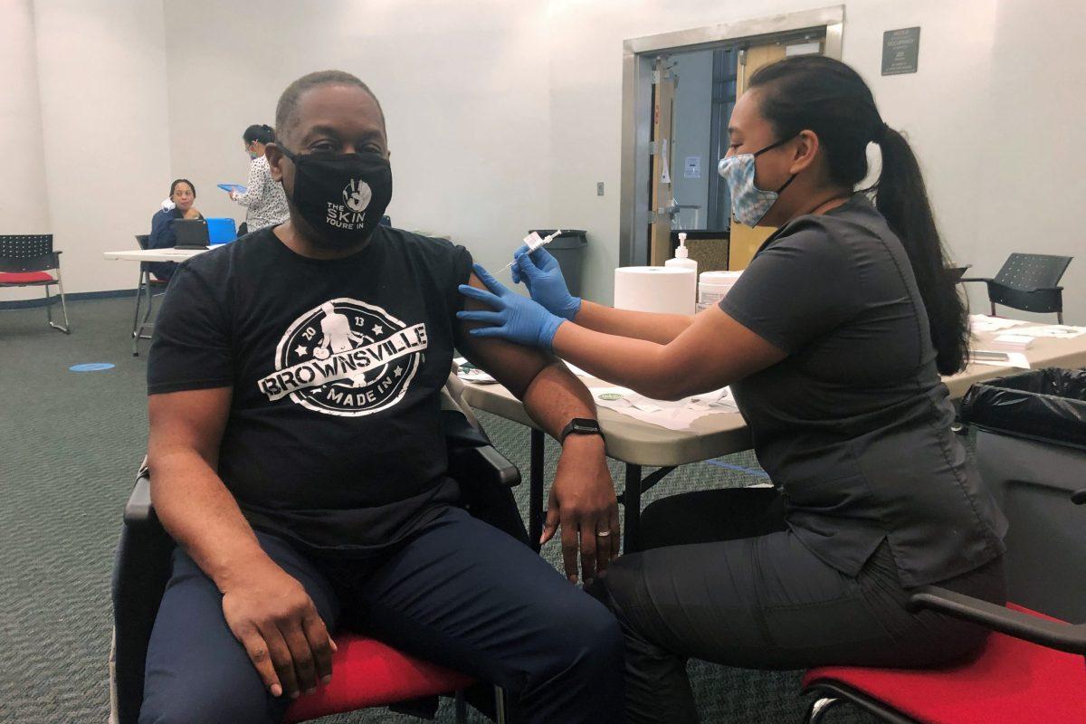 Houston B.O.S.S.E.S. spearhead '3,000 vaccines in 3 Days Crusade'