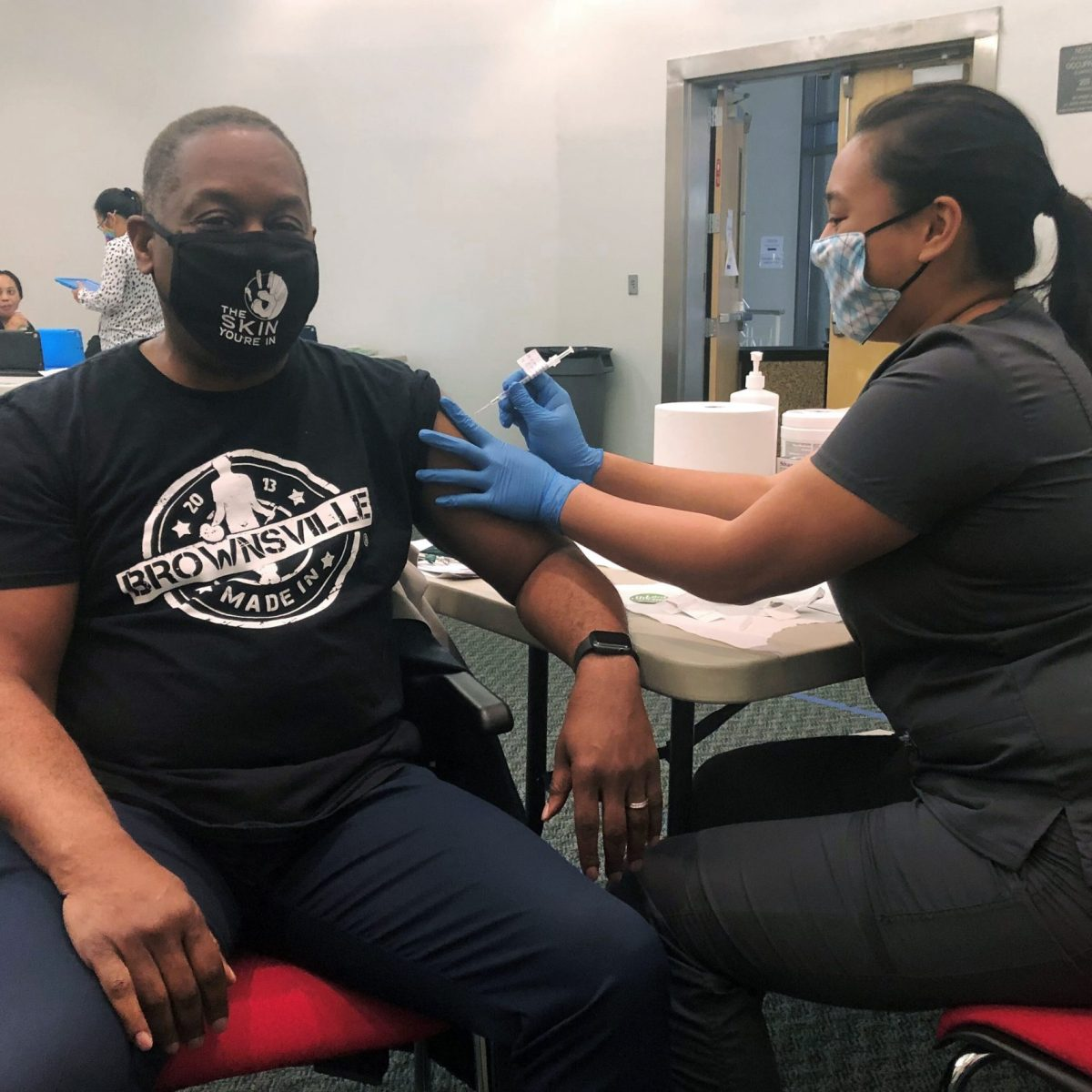 Houston B.O.S.S.E.S. spearhead '3,000 vaccines in 3 Days Crusade'