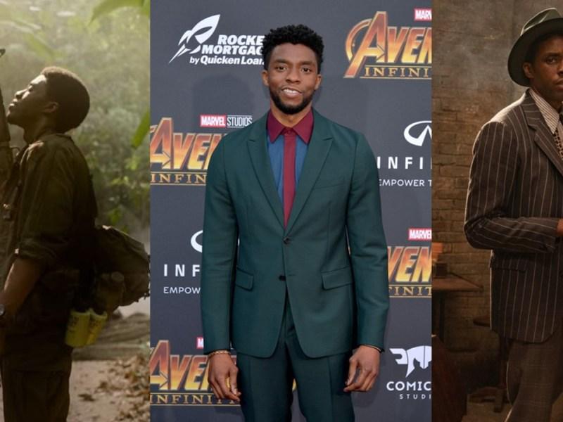 Chadwick Boseman makes history with 4 SAG Award nominations