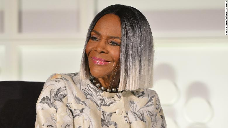 Cicely Tyson opens up about daughter in new memoir