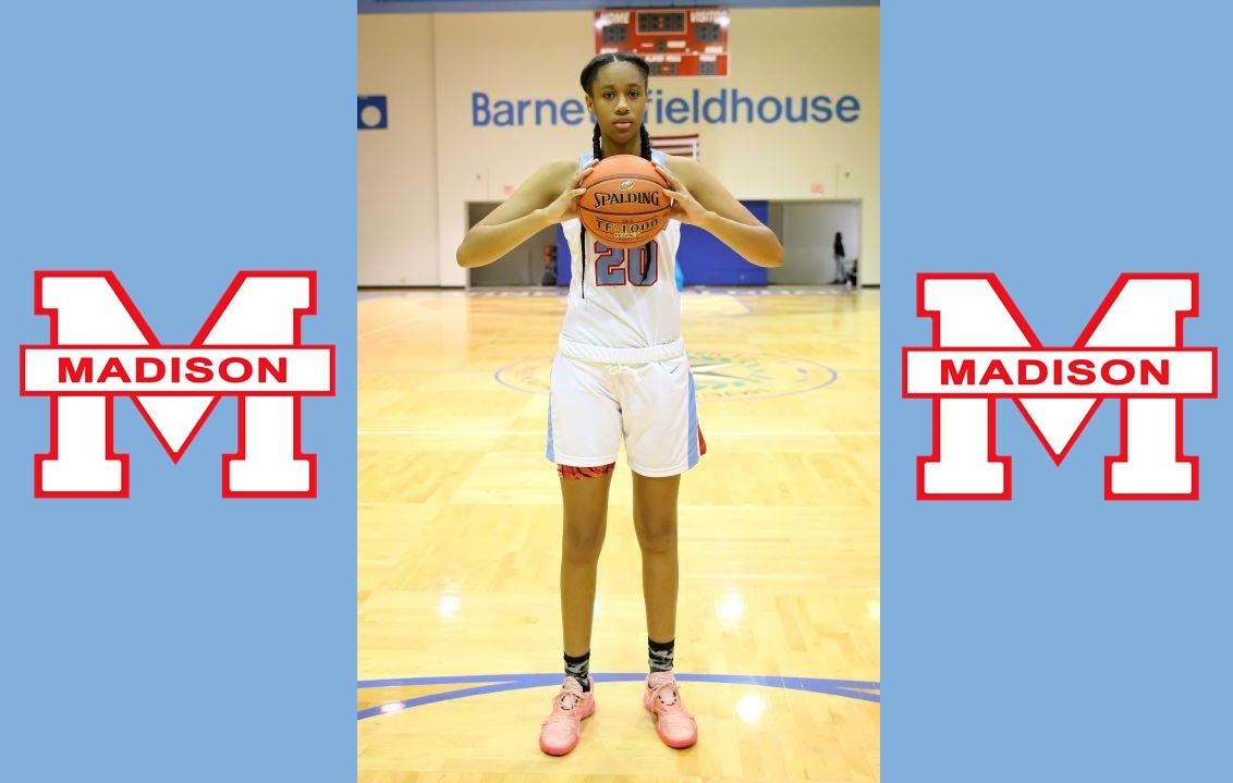 Madison Guard Crystal Hayes: A Star in the Making