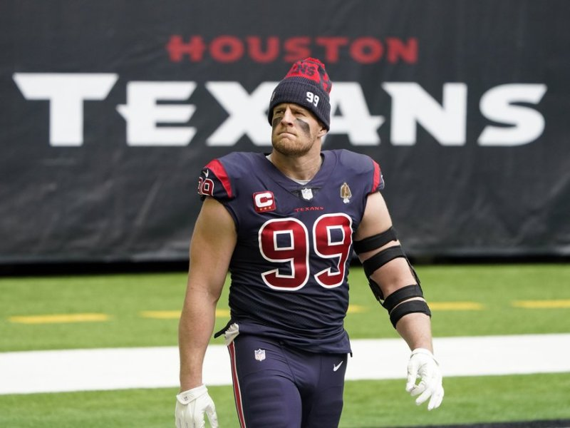 J.J. Watt, Texans 'mutually' agree to split in more team upheaval