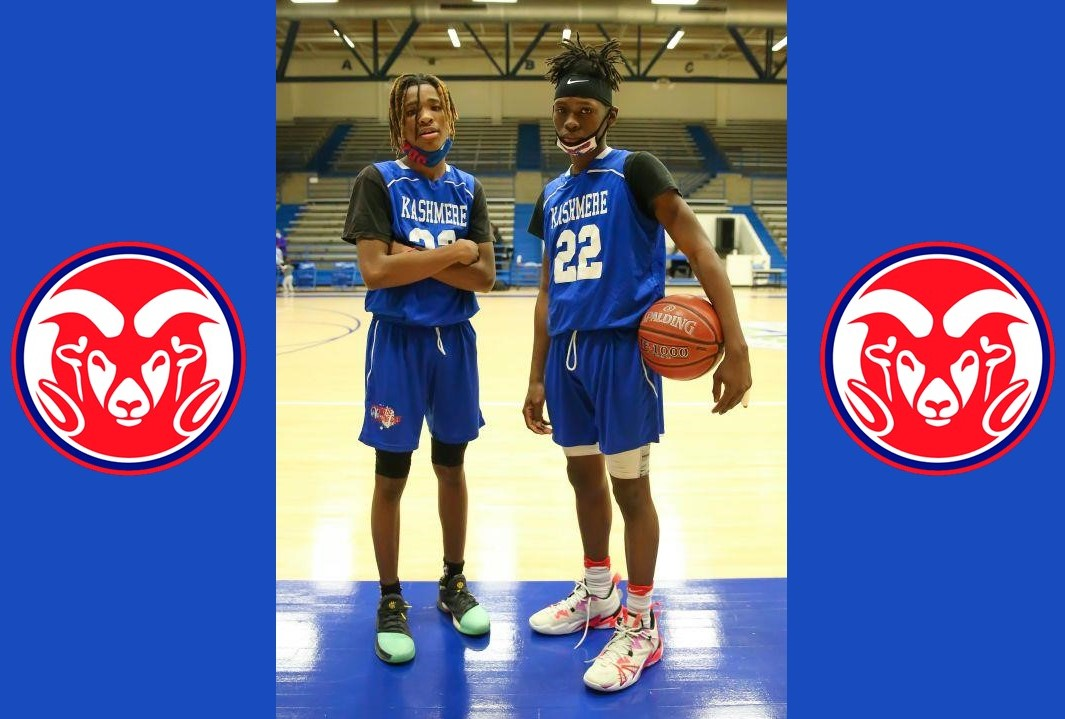 Duo to watch: Kashmere juniors Joe Jones & Stilton McKelvey