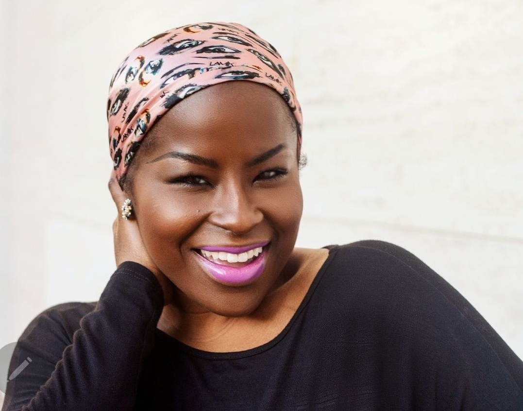 LAMIK Beauty's Kim Roxie, semi-finalist in Next Wave Impact's Founders of Color showcase