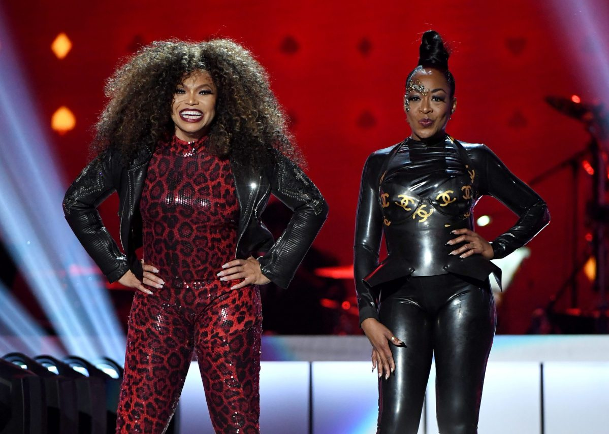 Longtime friends Tisha Campbell, Tichina Arnold to host new talk show