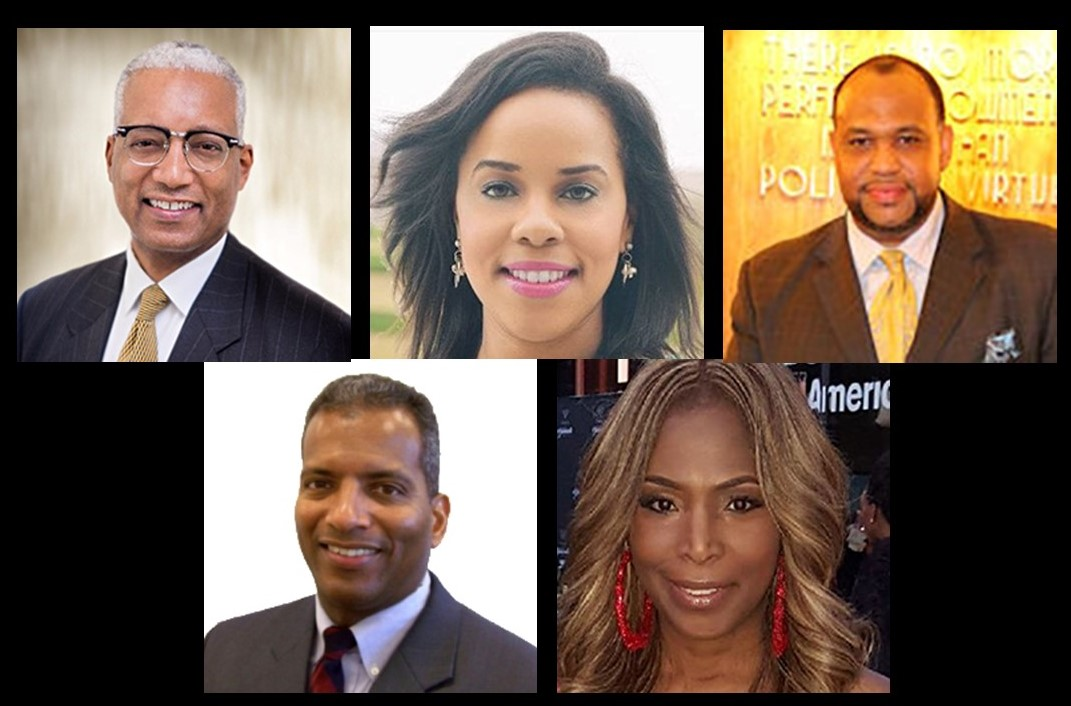 Mayor Turner appoints 5 Blacks to Office of Business Opportunity advisory board