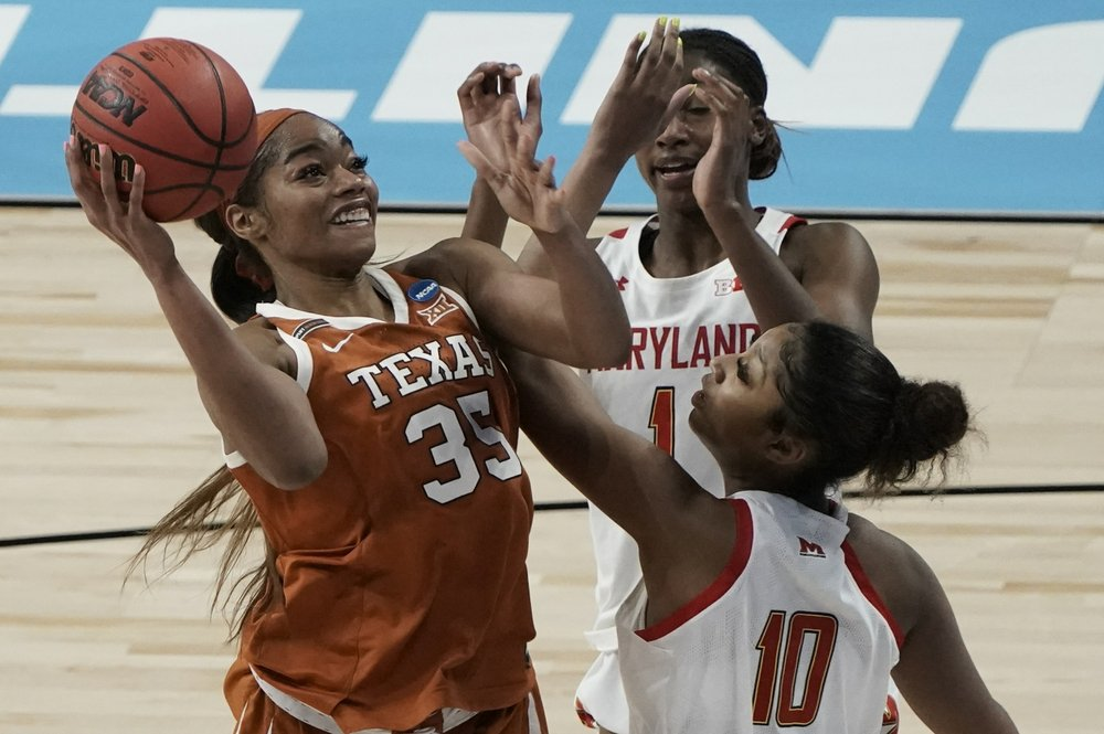 Charli Collier fulfills father's goal as No.1 overall pick in WNBA Draft