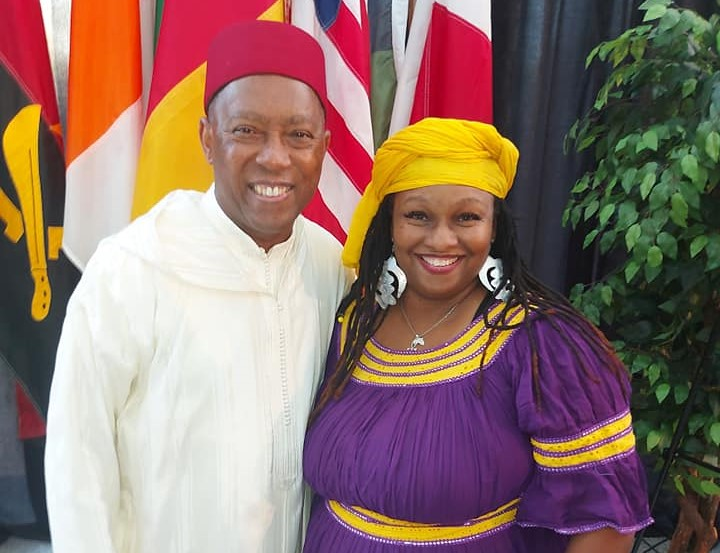 Mayor Turner marks 4th annual Houston Africa Day by hosting African Union Ambassador to US