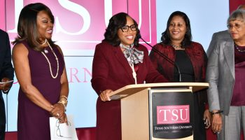 TSU's newly confirmed president, Dr. Lesia L. Crumpton-Young, in her own words