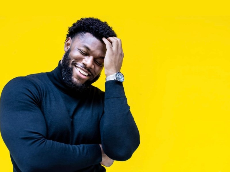 'The Queue with Que' star Quentin Jiles breaks politics all the way down