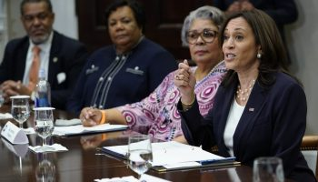 VP Kamala Harris: Texas key example why new federal elections law needed