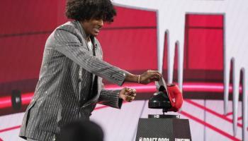 Houston Rockets take Jalen Green with No. 2 pick in NBA Draft