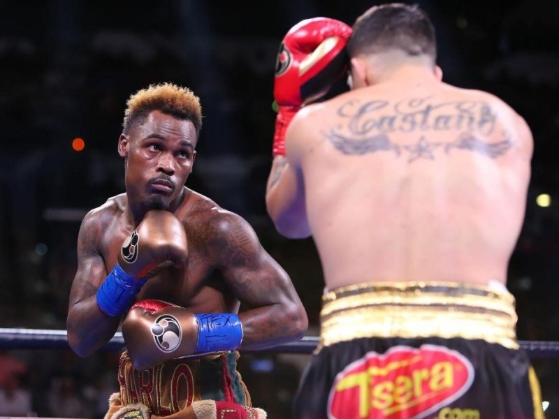 Jermell Charlo vs. Brian Castano ends in a draw