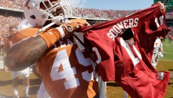 With UT, OU seeking to join SEC, Big 12 leaders seek to keep them in the fold