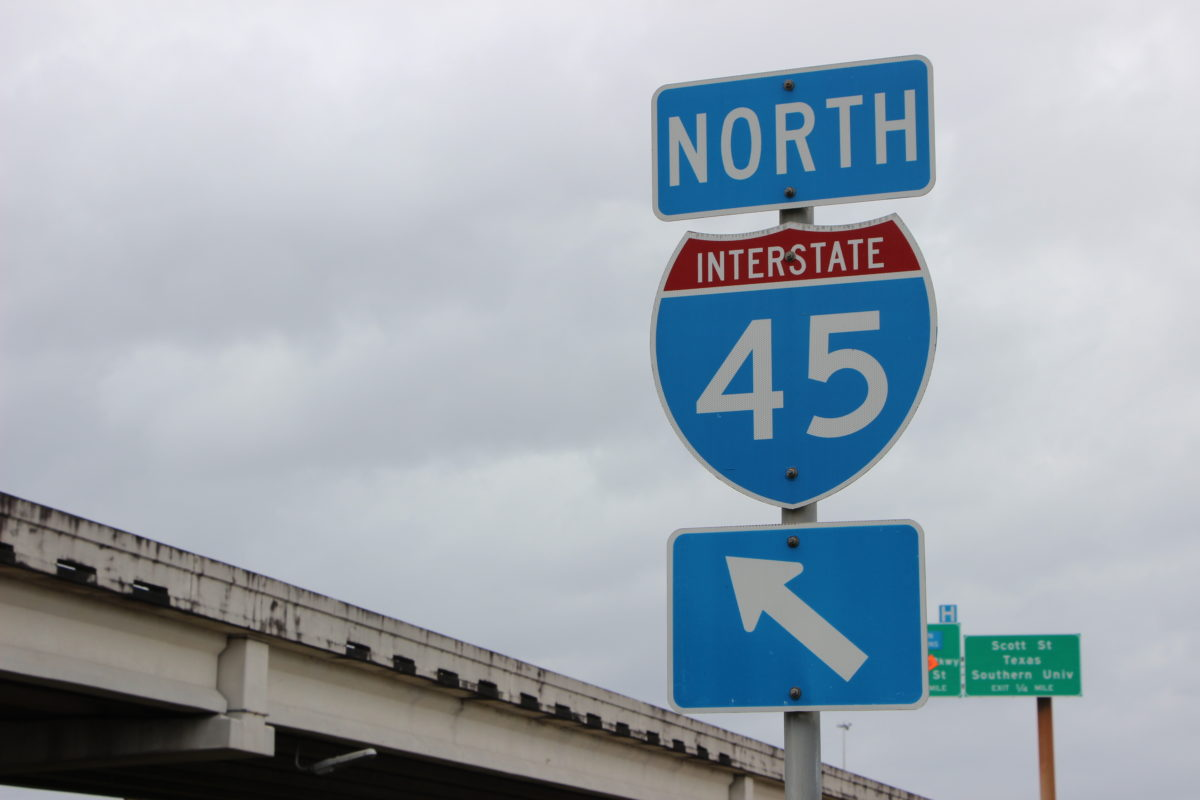 VIDEO: The I-45 Project: Are you for or against?