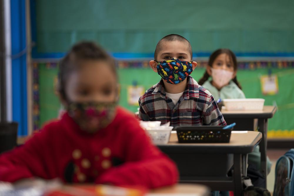 Texas one of three states nixing mask mandates as school year approaches