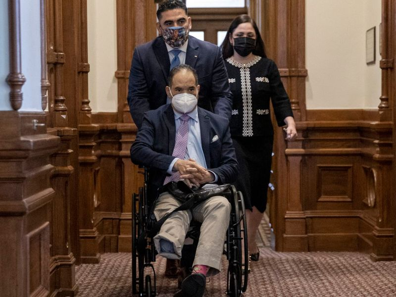 TWhy State Rep. Garnet Coleman returned to Austin ending holdout