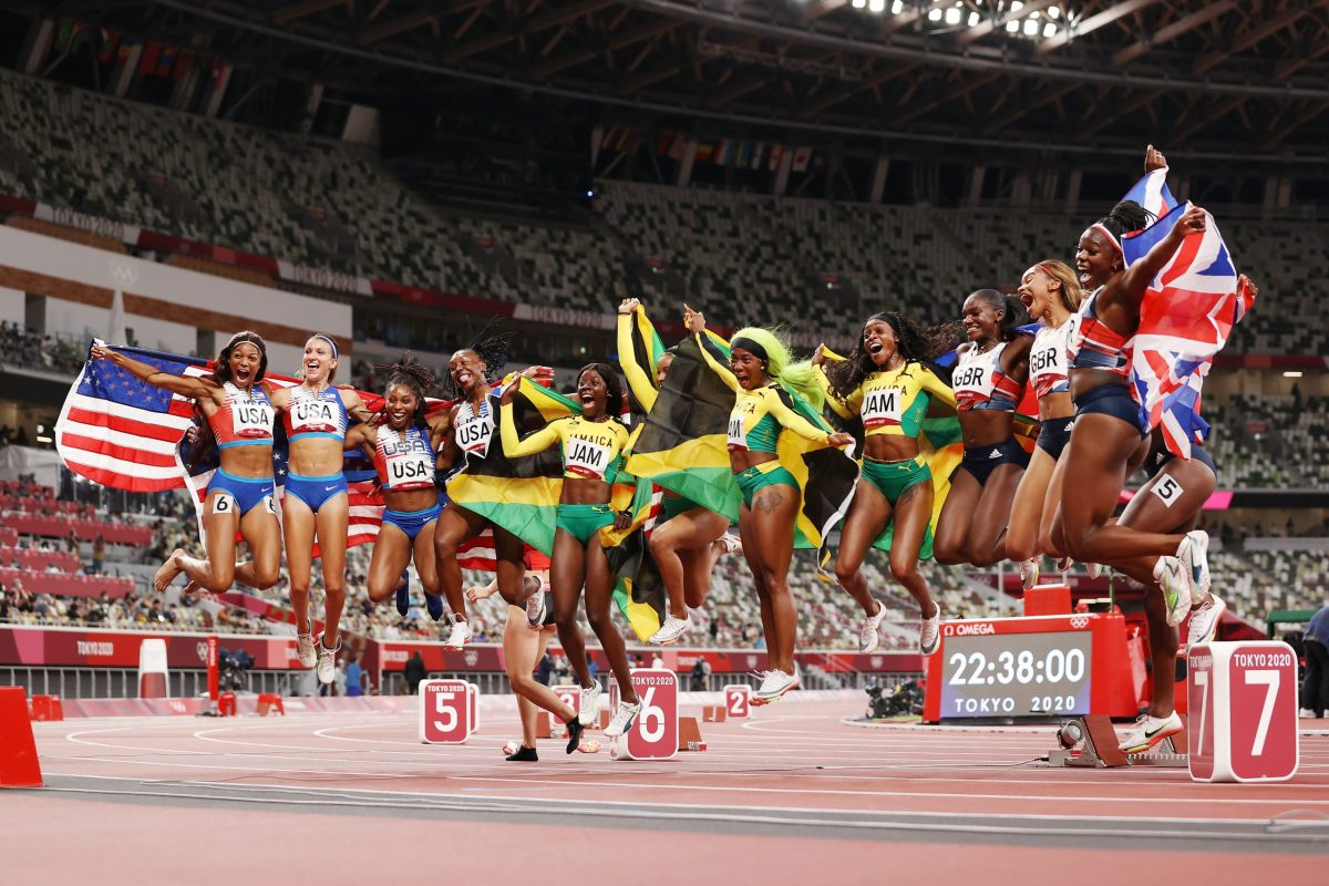 VIDEO: Pan-Africa is Olympics biggest winner by Associate Editor Aswad Walker