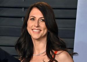 MacKenzie Scott dominates donations to racial equity