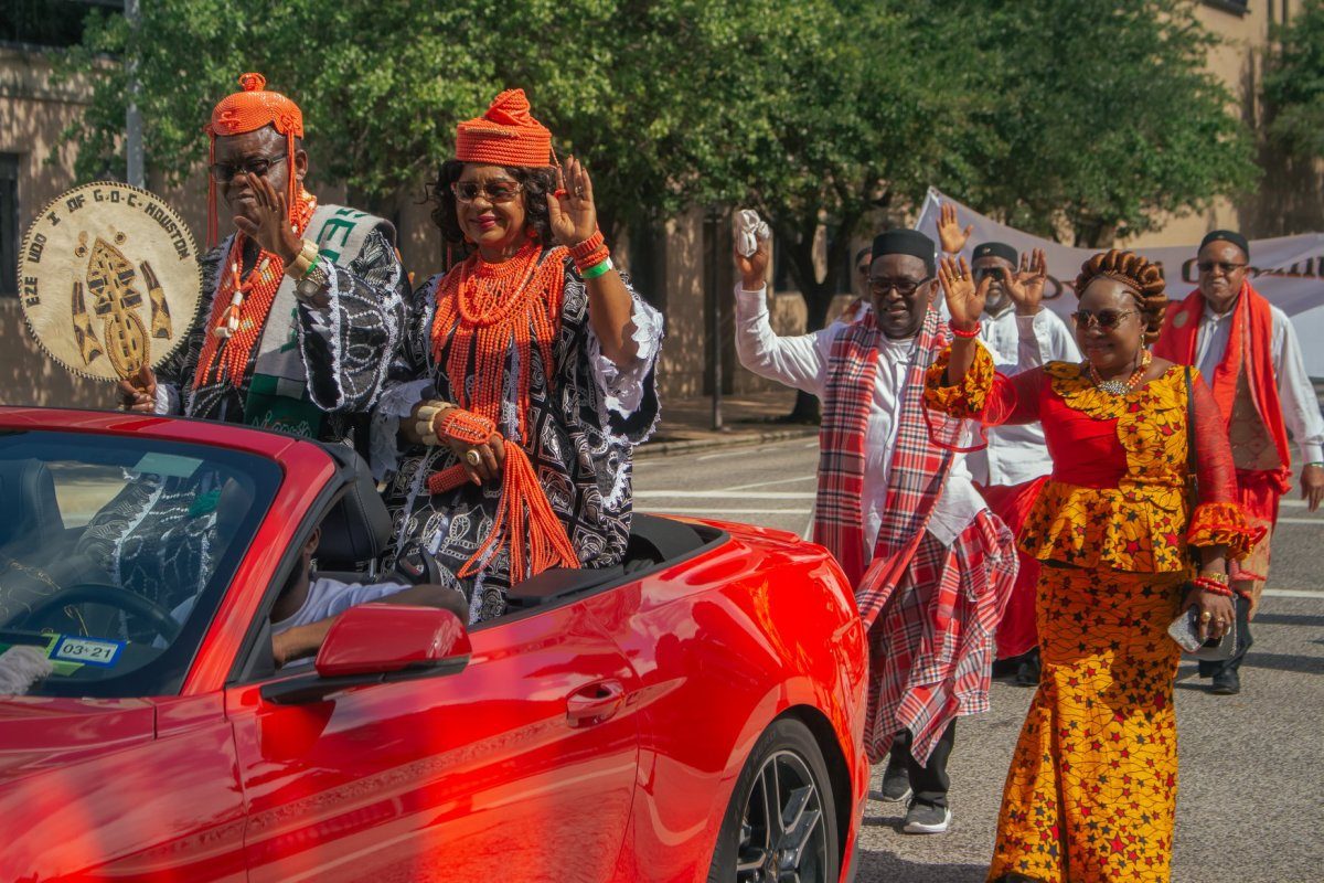 Nigerian Parade