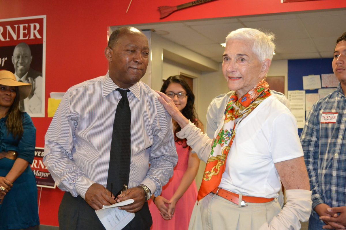 Mayor, others remember advocate of civil, women's rights Sissy Farenthold