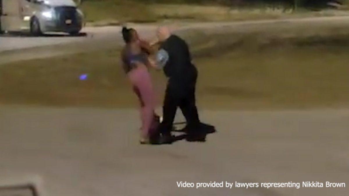More trauma: Chicago cop assaults sister walking dog