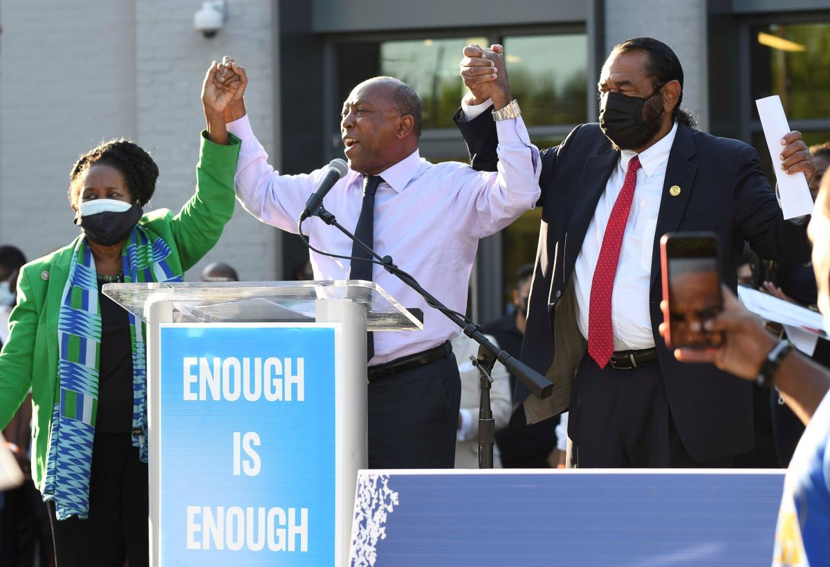 Photo Gallery: Restore the 18th Congressional District Rally