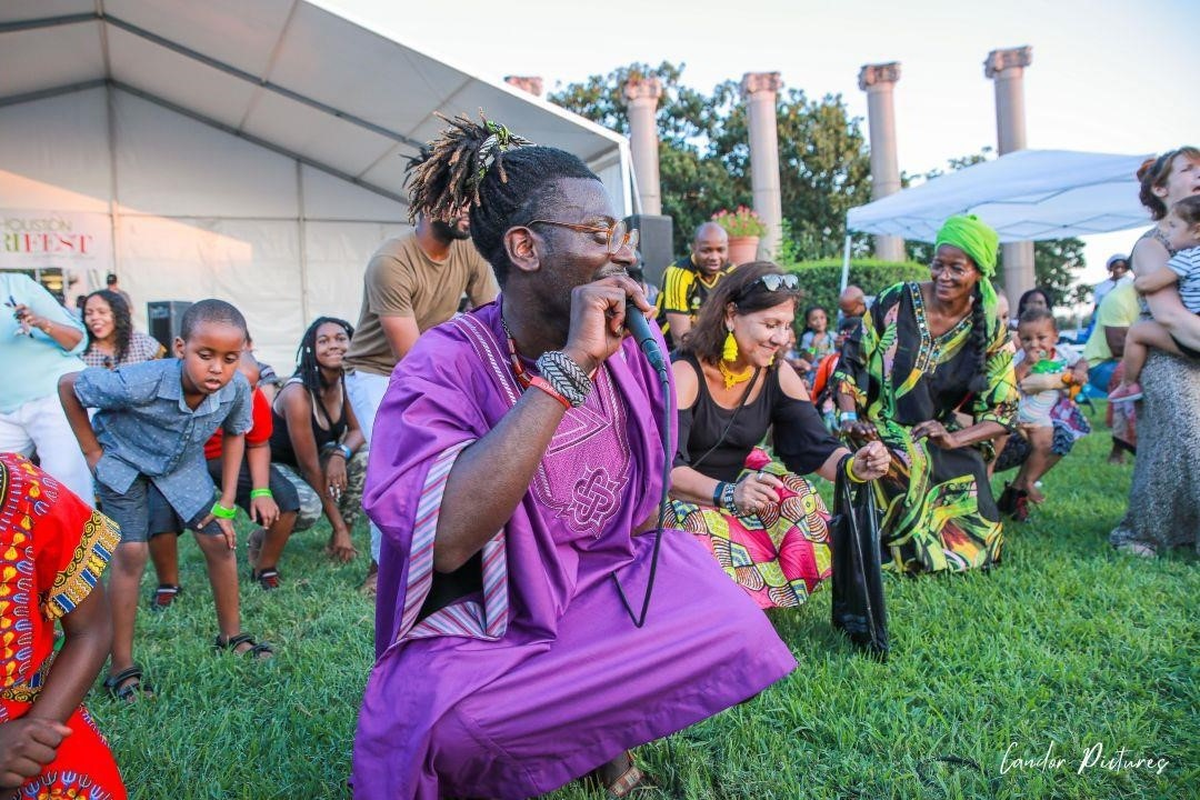 8th Annual Houston AfriFEST brings Africa to the Bayou City