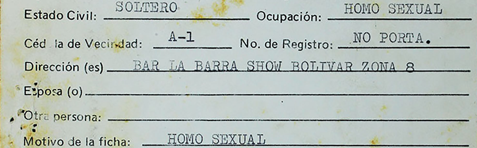 Criminalizing LGBTI