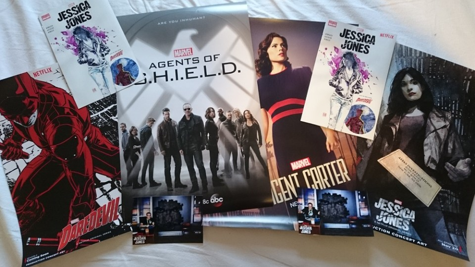 DTVP Prize Pack Photo