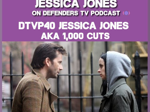Jessica Jones S01E10 AKA 1000 Cuts Podcast