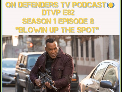 DTVP82 Luke Cage Episode 8 Review Podcast