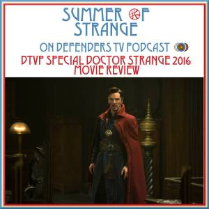 DTVP Special Doctor Strange Movie Review 2016