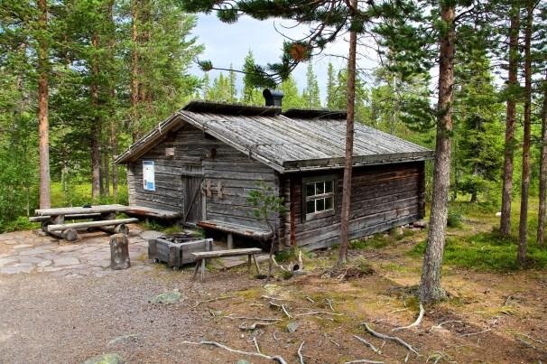 Hiking in Fulufjället National Park