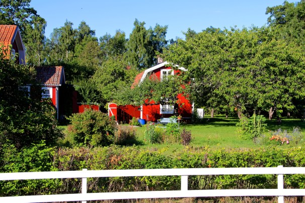 house in Böda