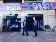 Monte Carla Garage / Rabat