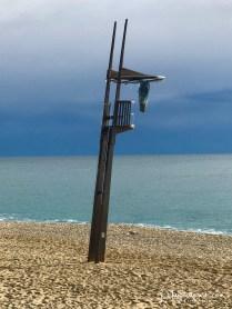 Mataró beach