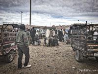 Market in Guilmim