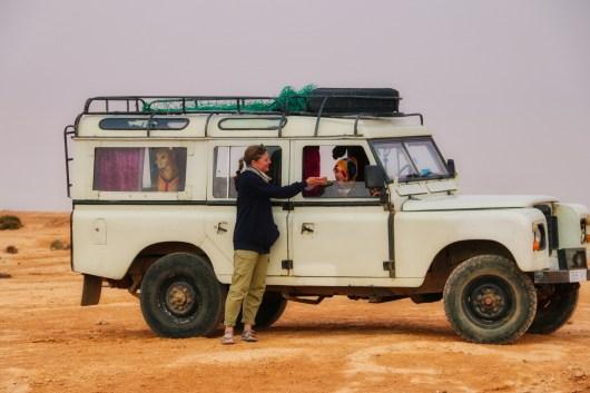 Desert Excursion