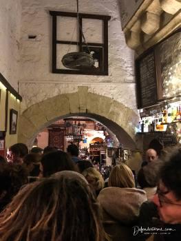 Flamenco night in Tarifa