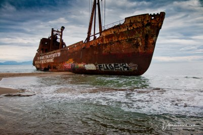 Dimitros Wreck