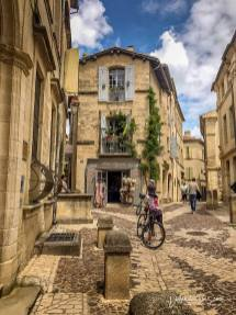 Downtown Uzès