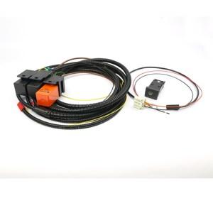 Land Rover Defender Heated front windscreen wiring kit  Defender Upgrades