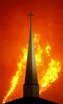 fire-church