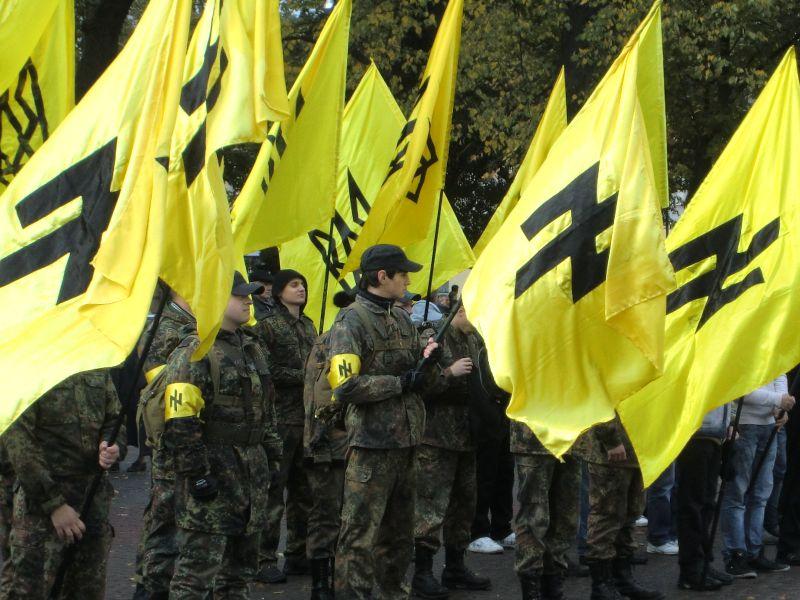 Ukraine neo-fascism
