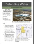 Defending Water in the Skagit Basin March 2013 Newsletter- click to view PDF