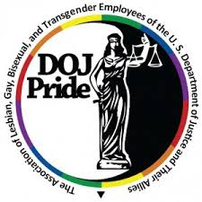 The LOGO from Dept of Justice