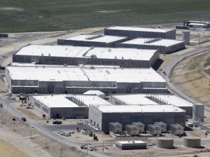 NSA's Utah Data Center which will know everything  about you.