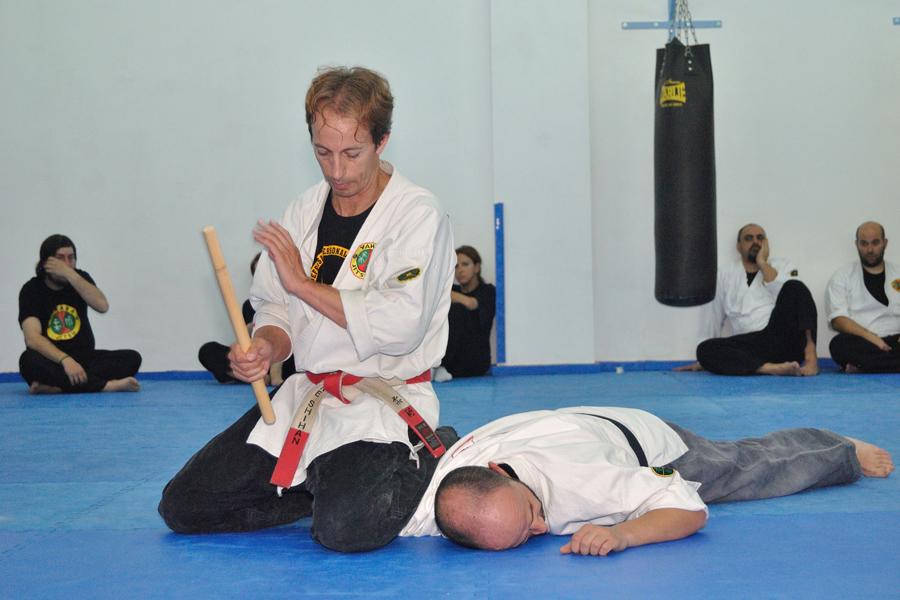 Yawara-Jitsu > Clases contínuas