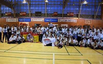 Crónica XIII Campeonato de España de Yawara-Jitsu